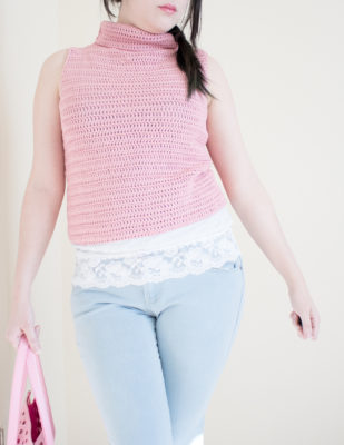 Basic Crochet Top Pattern: A basic pattern that any beginner can make. This pattern was created with beginners crocheters in mind. Sized from XS all the way to 5XL.